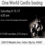 One World Cardio Boxing